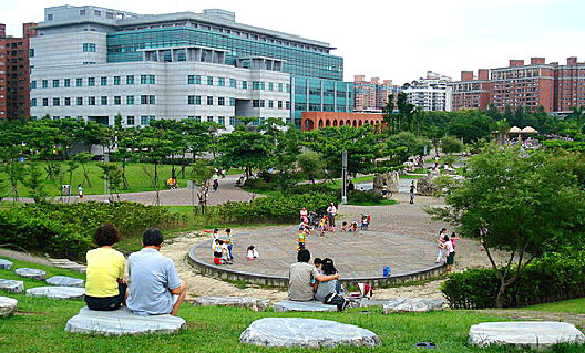 National Taiwan Library picture